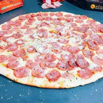 Traditional Pizzas