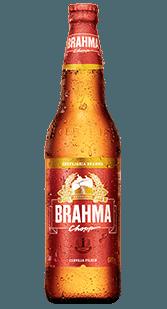 Cerveja Brahma 600ml