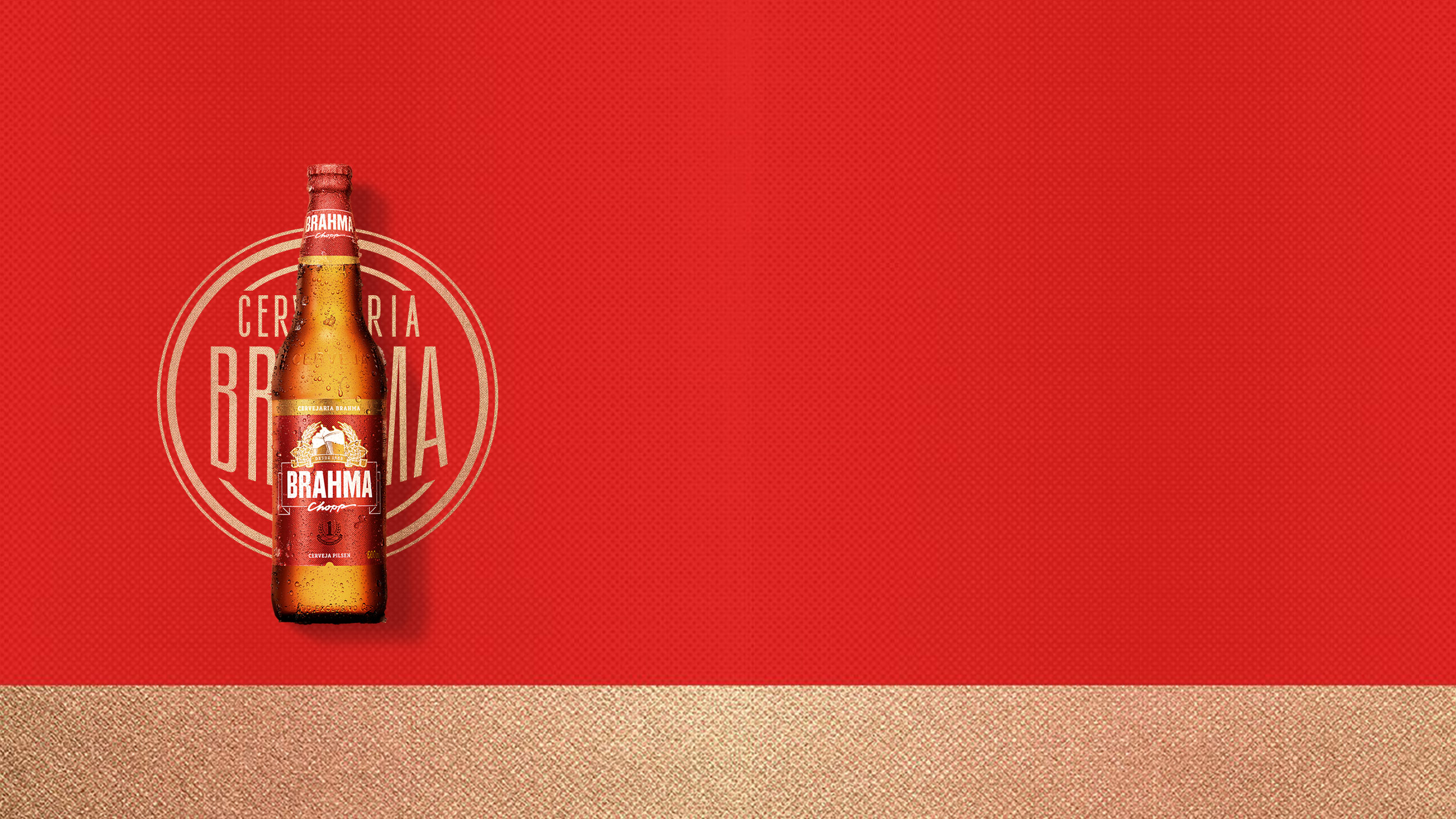 Cerveja Brahma 600 ml retornável