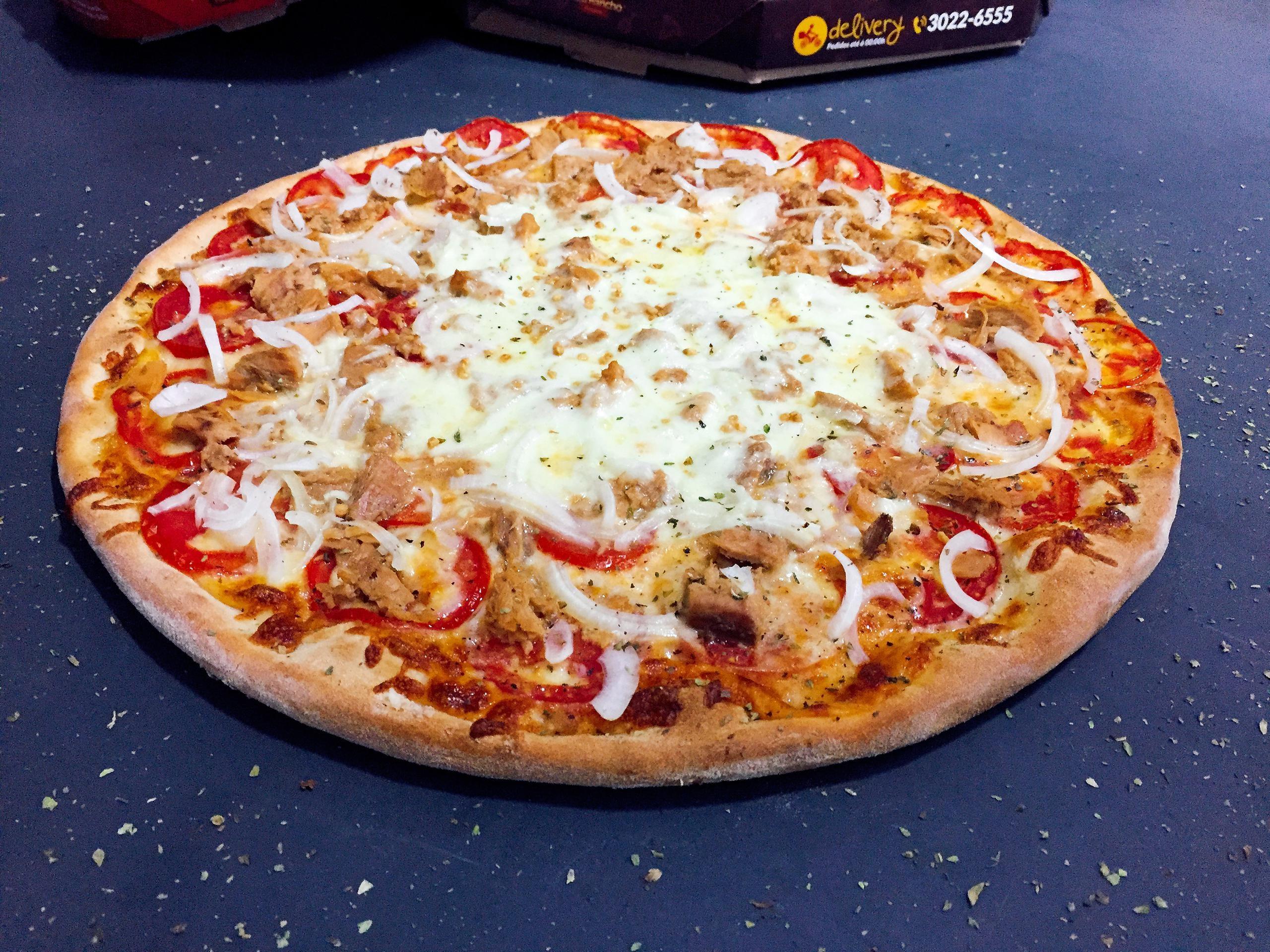 11 - Pizza Atum Meu rancho