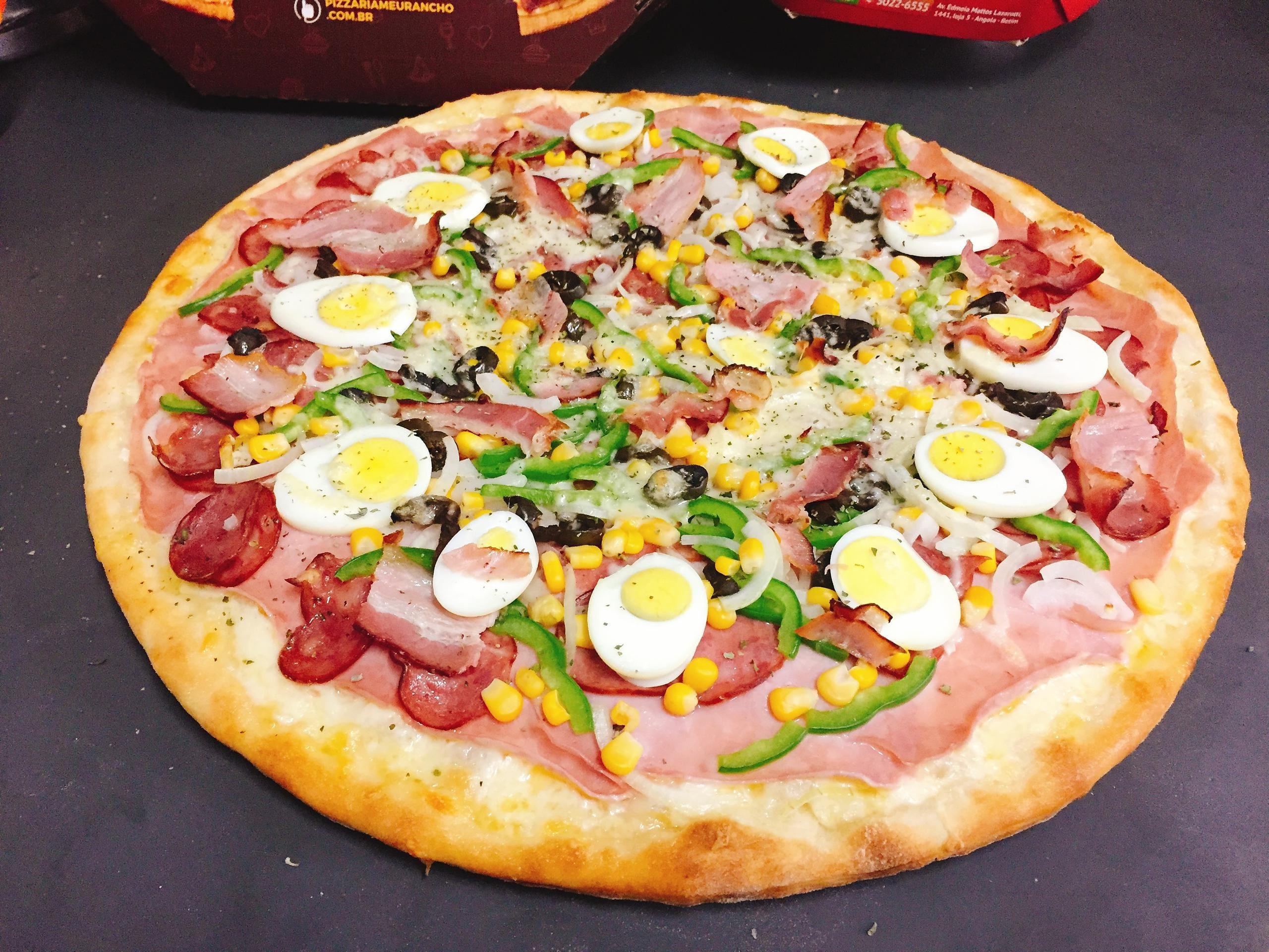 Pizza Portuguesa - Piz...