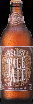 Cerveja Ashby Pale Ale Garrafa 600ml