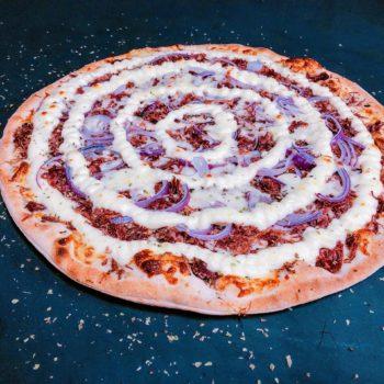 Carne de Sol - Carne Seca - Pizza Meu Rancho